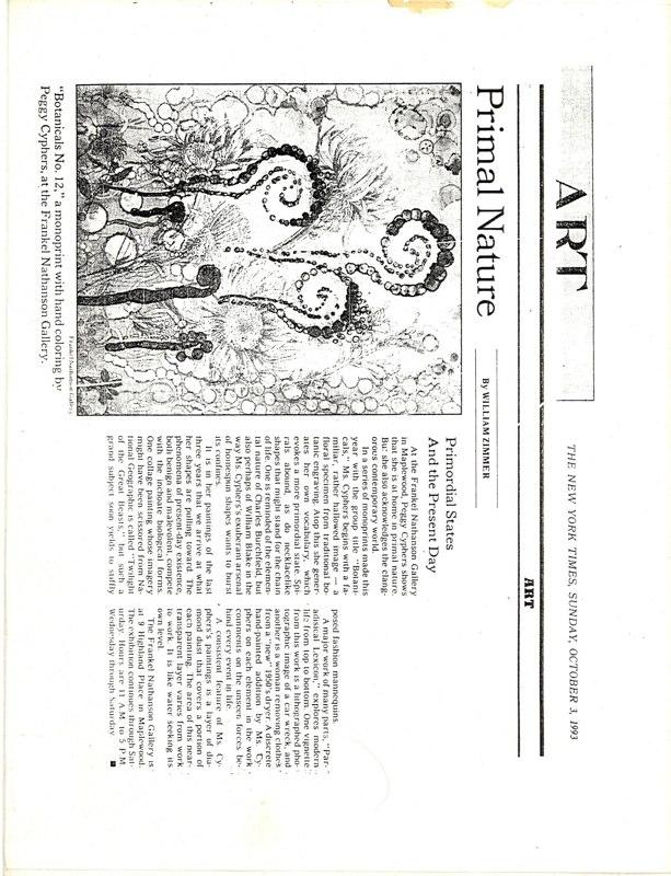 1993 NY Times