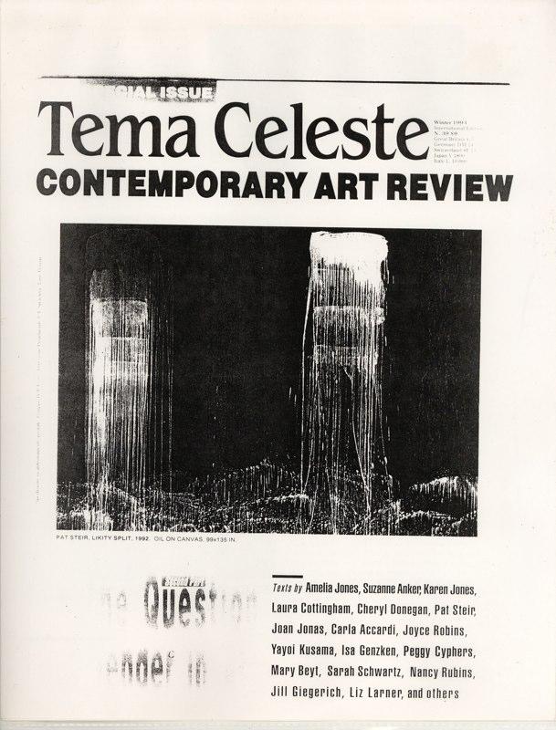1993 Tema Celeste 1