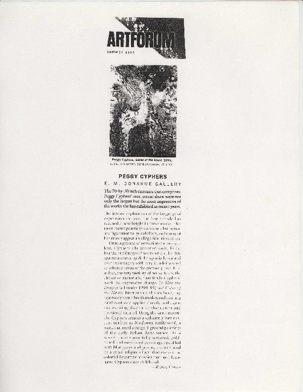 1996 Artforum