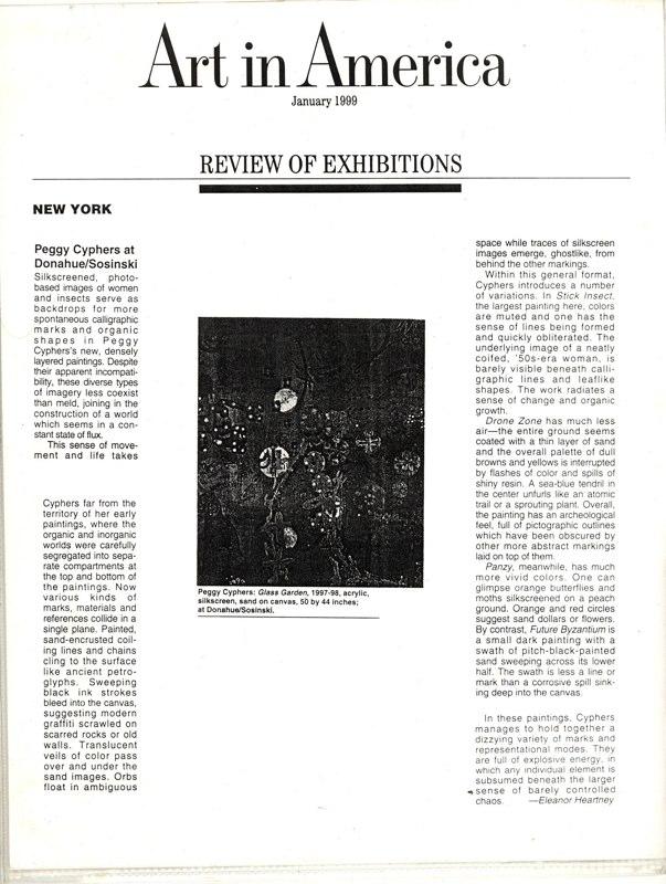 1999 Art in America